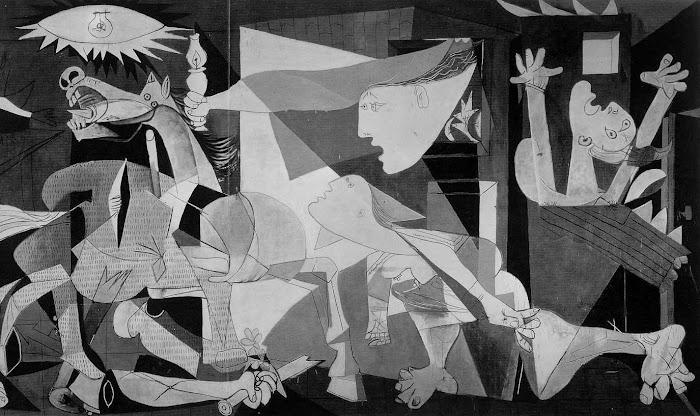 """Cubismo: """"Guernica"""" - Pablo Picasso"""
