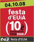 festa EUiA 2008