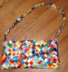 Chip Wrapper Purse Made by Mylinda