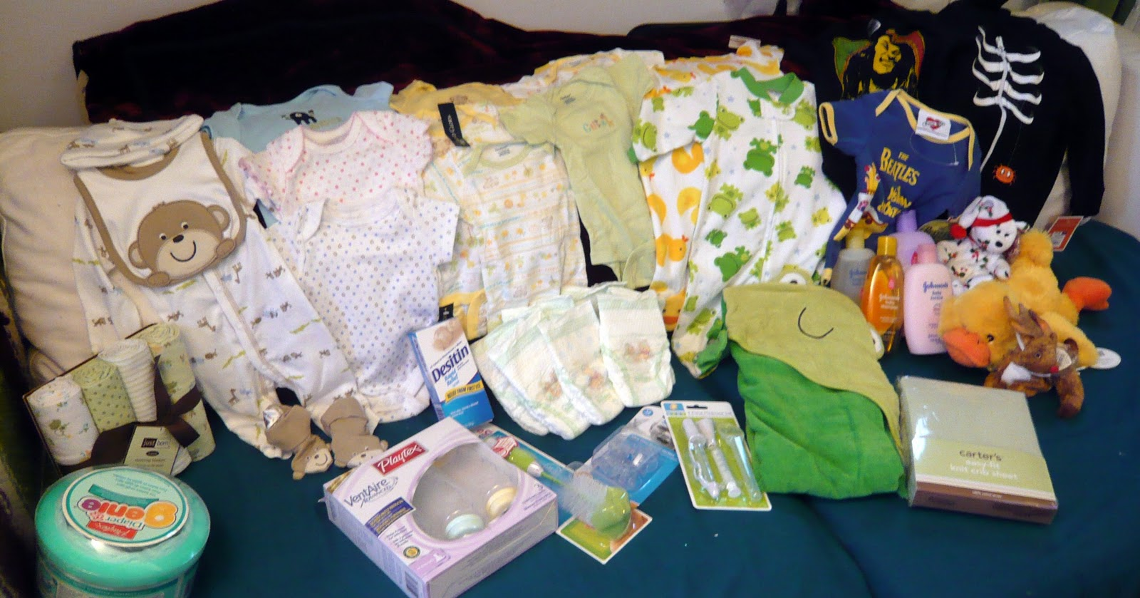 with seagulls fly: Baby Stuff