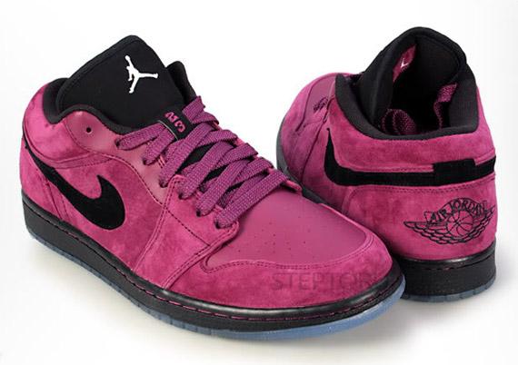 Air Jordan 1 Phat Bas Raisin