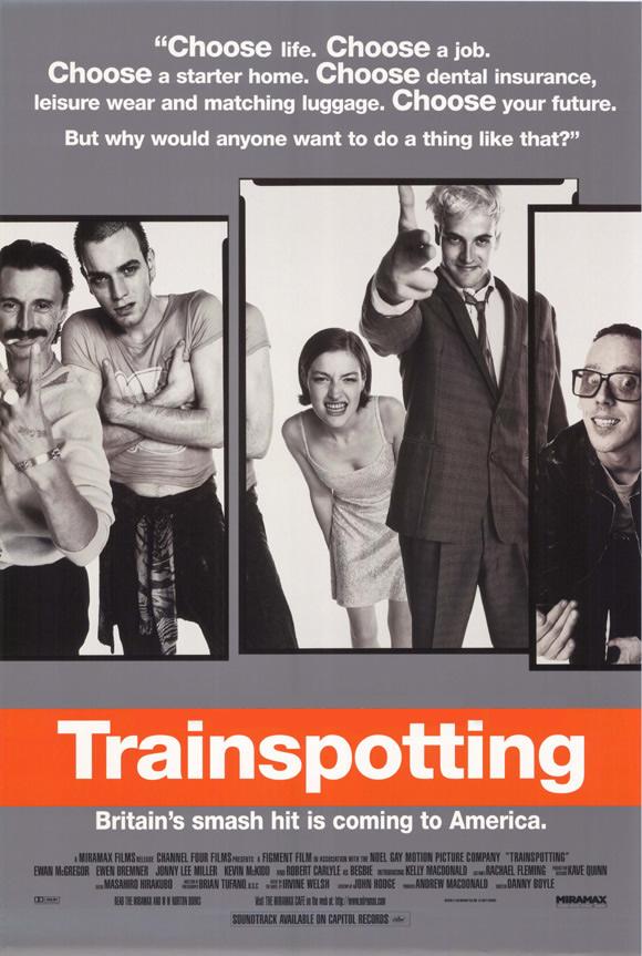 Kelly Macdonald - Trainspotting - Looped Sex Scene: Porn fb fr
