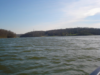 Central pennsylvania bass fishing brookville lake in 4 for Brookville lake fishing report