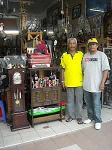 Bersama Pak Tam.Batu Pahat.Johor