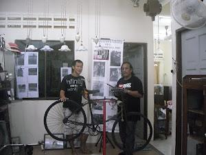 Bersama Tan Kemunting.Taiping.Perak