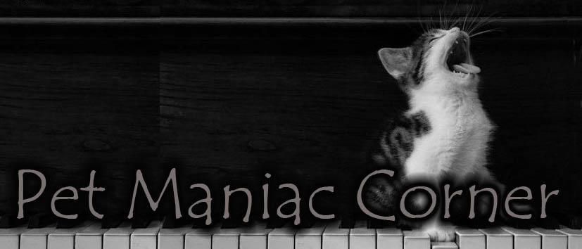 Pet Maniac Corner