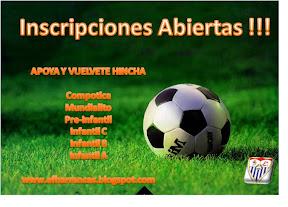 Inscripciones Abiertas !!!!!