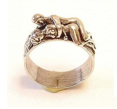 sterling silver 925 lovers ring