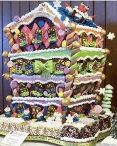 Dr. Seuss Gingerbread House