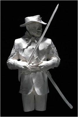 60 Amazing Paper Sculptures photos