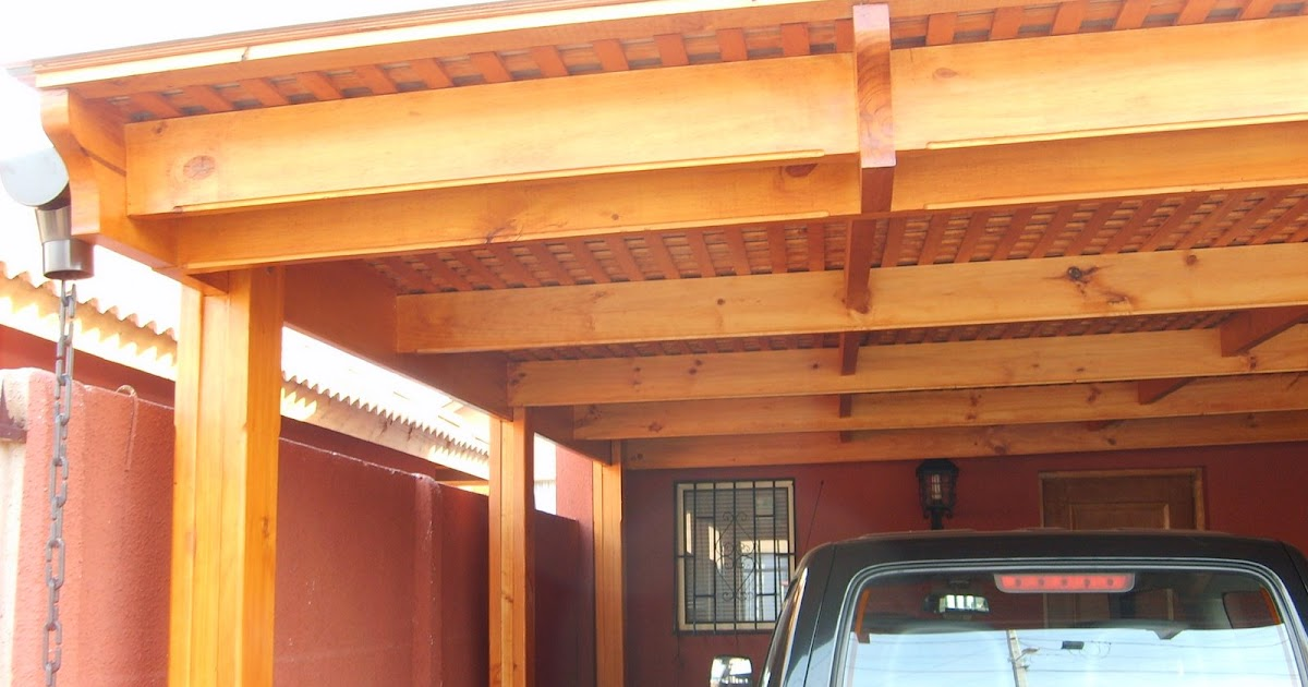Cobertizos de madera artesanales for Cobertizo de madera tratada