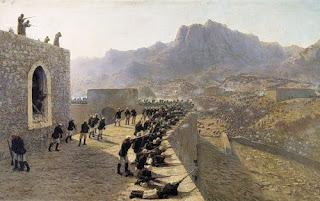 Отбитие штурма крепости Баязет