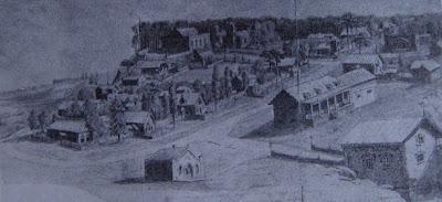 Карандашный рисунок Васнецова