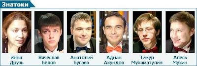 Команда Алеся Мухина