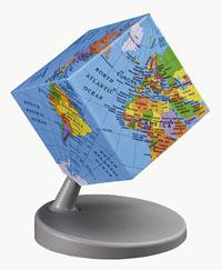 Квадратный глобус