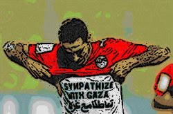 Sympathize with Gaza