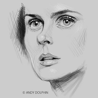 emily deschanel bones sketch