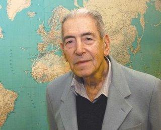 Professor Aziz Nacib Ab'Saber