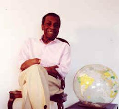 Professor Milton Santos