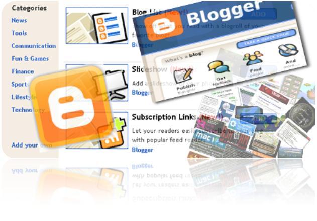 cara mengganti logo pada blog