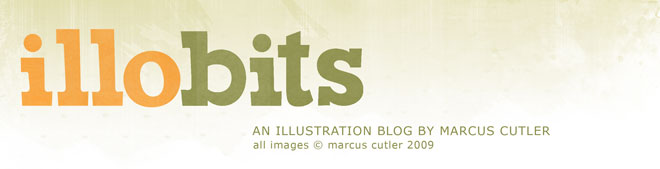 illobits | an illustration blog by Marcus Cutler