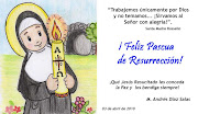 ¡Feliz Pascua! Publicado por M. Andrés en 09:18 saludo pascual