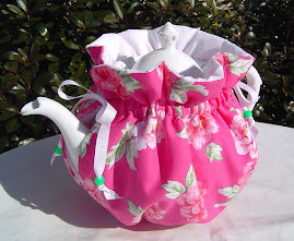 Handcrafted Tea Cozies by Cozy Tea Treasures Available Now On Sale!