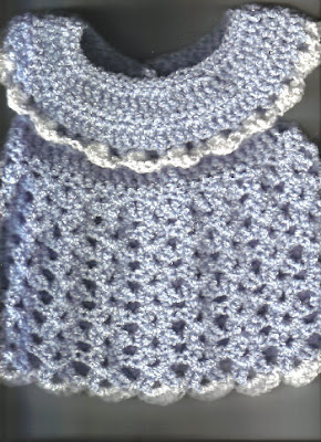 Crochet Pattern Baby Blanket Angel Wings Stitch by