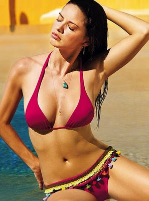 adrina lima bikini 4 Tags: mongolian model, sexy mongolian, mongolian sexy, super models, super ...