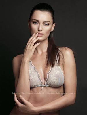 Catrinel Menghia 51 Super Sexy Romanian High Fashion Model