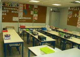 A nossa sala de aula
