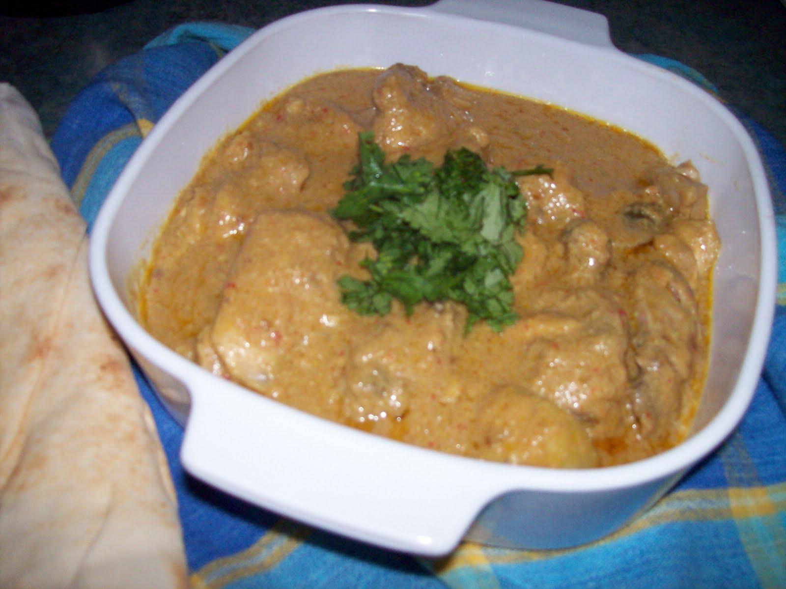 Cashew Nut Curry Recipe — Dishmaps
