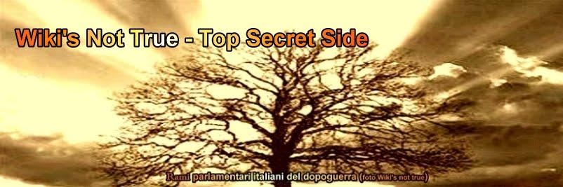 Wiki's not true (Top secret side)