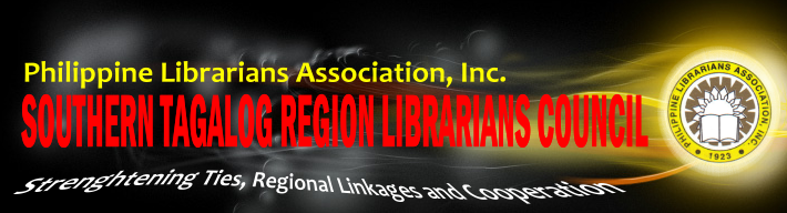 PLAI - Southern Tagalog Region Librarians Council
