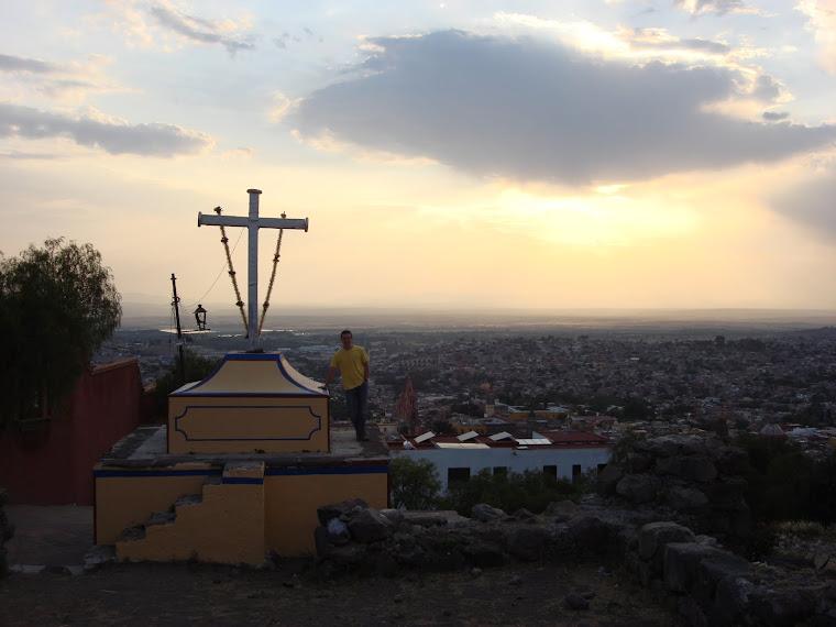 La Cruz de San Miguel de Allende