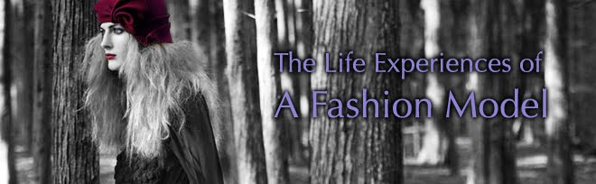 The Life Experiences of a Fashion Model