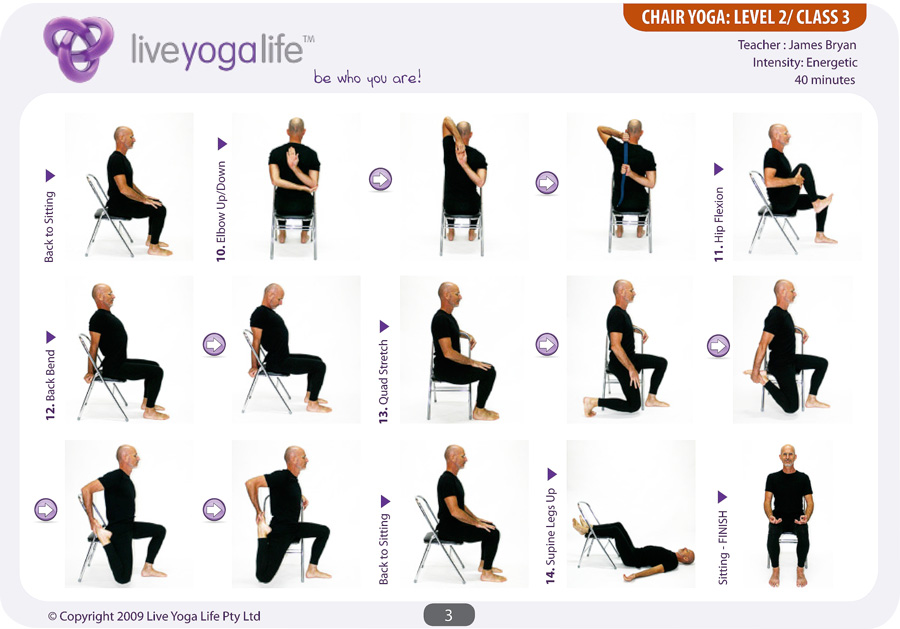 Chair Yoga Poses For Elderly Myideasbedroom Com
