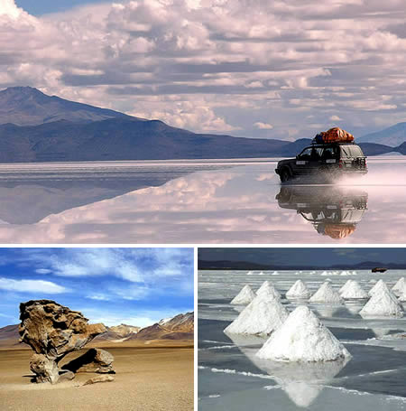 5 10 Alien Looking Places on Earth