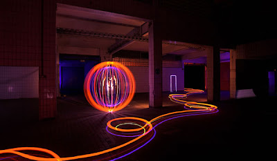 awesome light graffiti photography