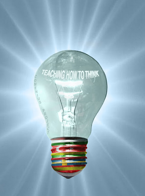 """""""Teaching how to think""""BULB"""
