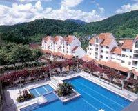 Selesa Hill Home, Pahang