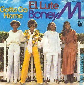BONEY M- EL LUTE