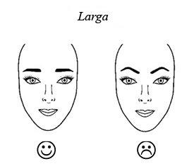 Look que dicen cejas segun la forma del rostro for Cejas para cara cuadrada
