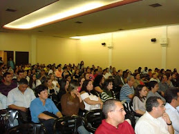 Público da Palestra em Guarapari/ES