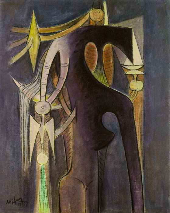 Wifredo Lam Most Famous Paintings