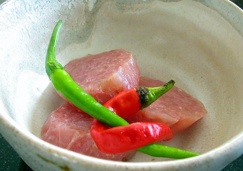 Le canard du m kong nem chua maison for Salpetre cuisine