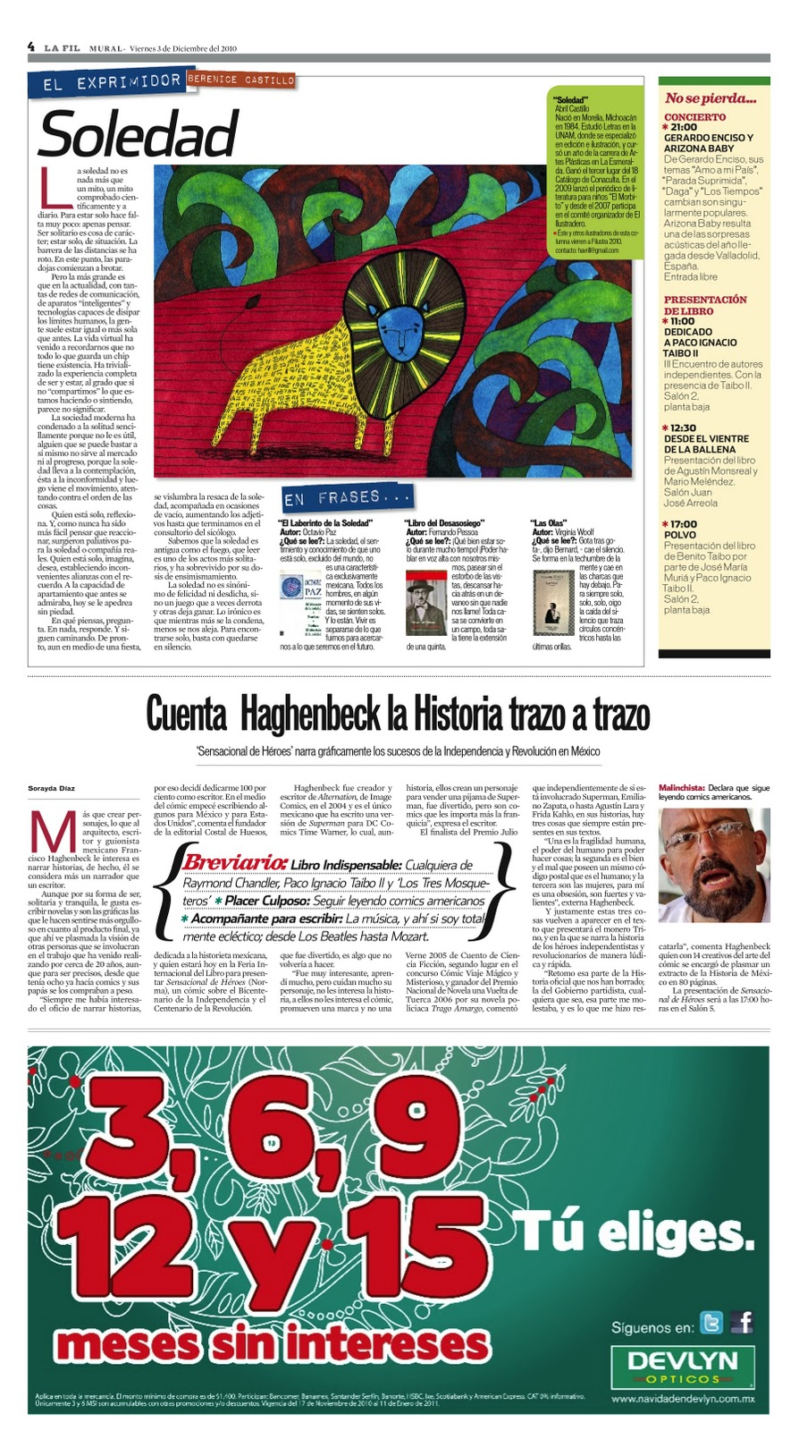 Diario mural guadalajara como un acuario for El mural guadalajara