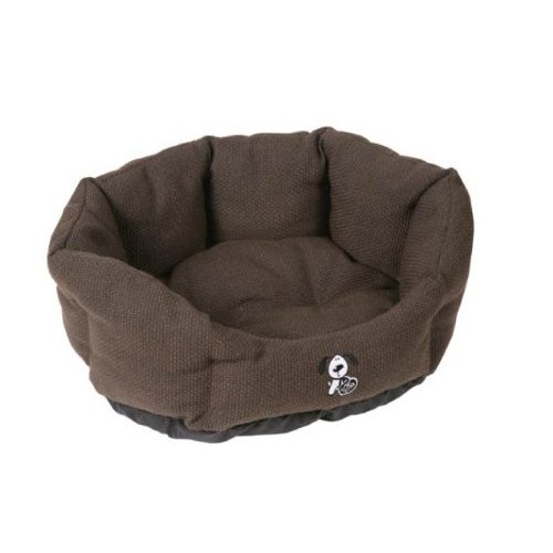 bolster dog beds are a very popular option when choosing a dog bed for