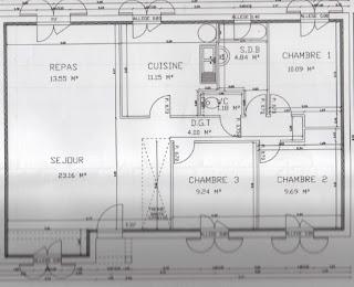 notre maison mikit plan de la maison. Black Bedroom Furniture Sets. Home Design Ideas