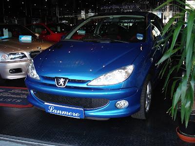 used Peugeot 206 1.4 16V Sport